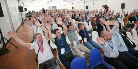 konferencja Praga Google