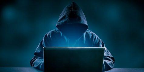 Haker w sieci