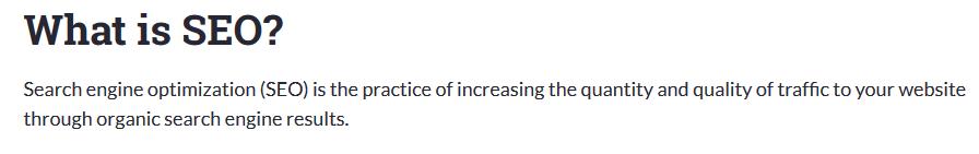 co to jest optymalizacja strony www