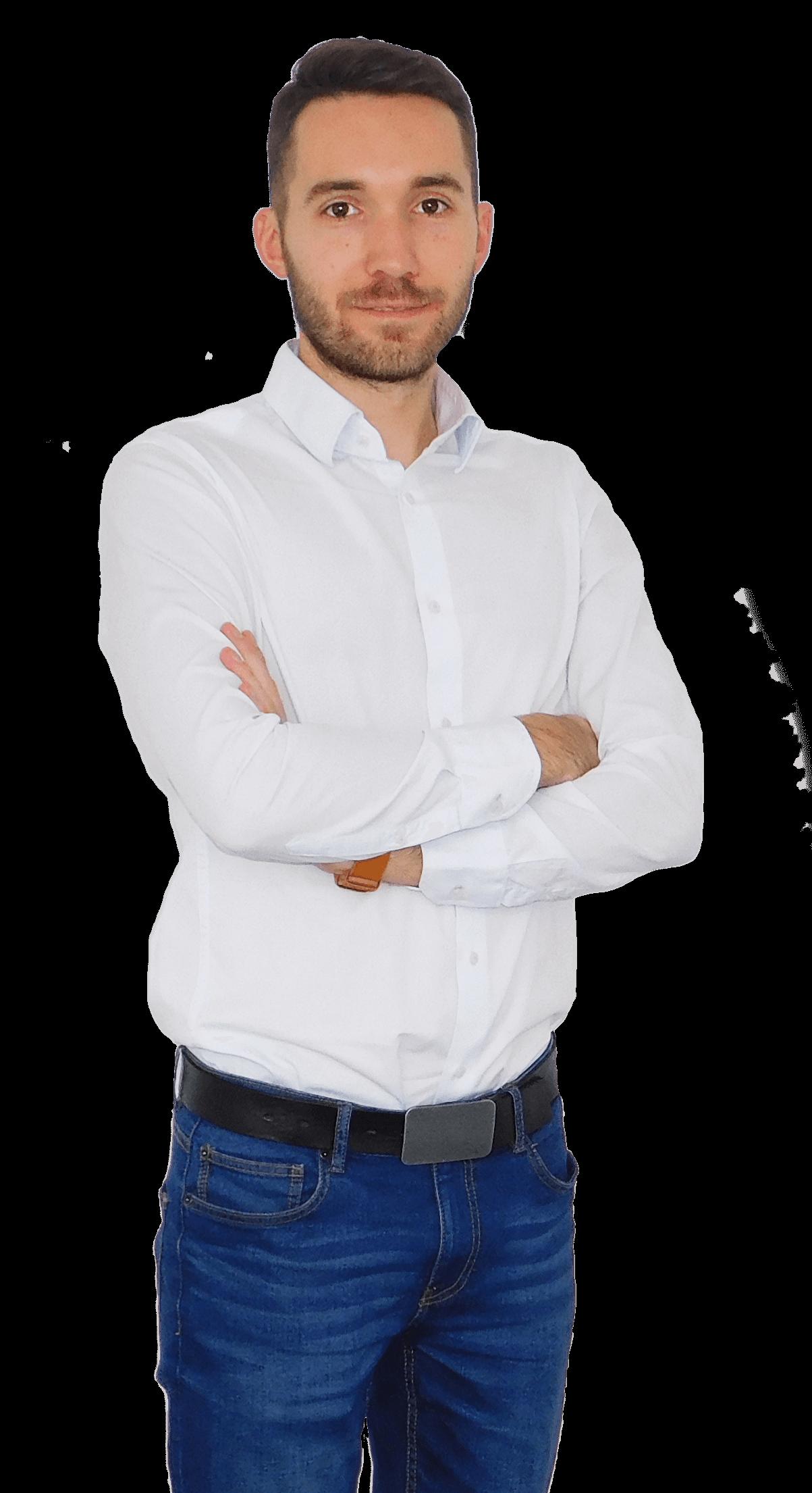 Michał Turek biogram