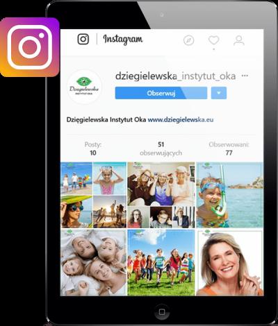 reklama na instagramie