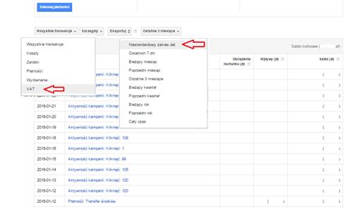 Faktura Google Adwords Jak Ją Zdobyć I Rozliczyć Praktyczny