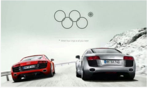 Audi - Real Time Marketing