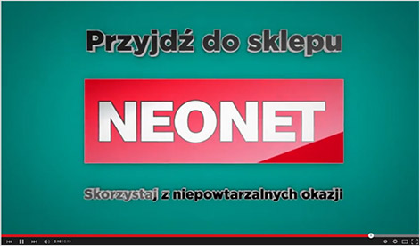 Neonet strona www