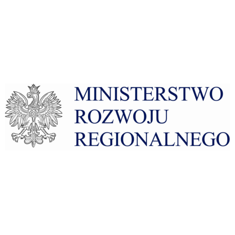 Rekomendacje: logo Ministerstwo Rozwoju Regionalnego
