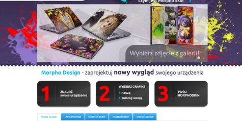 Morphoskins.pl – internetowy sklep ze skinami Morpho