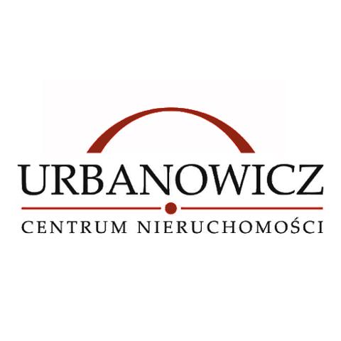 Rekomendacje: logo Urbanowicz Centrum Nieruchomości