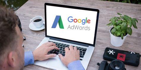 panel Google AdWords