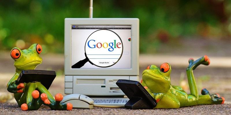 algorytmy Google