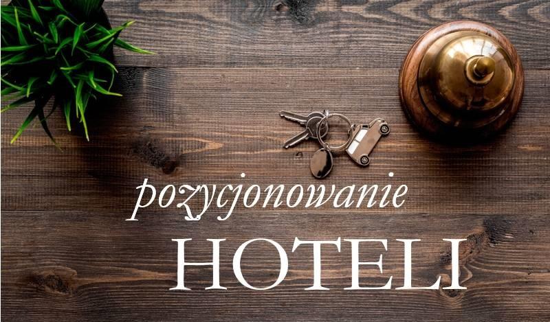 Pozycjonowanie hoteli