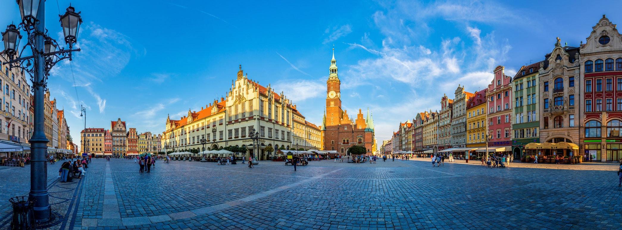 Pozycjonowanie stron www we Wrocławiu
