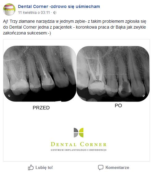 social media gabinety dentystyczne