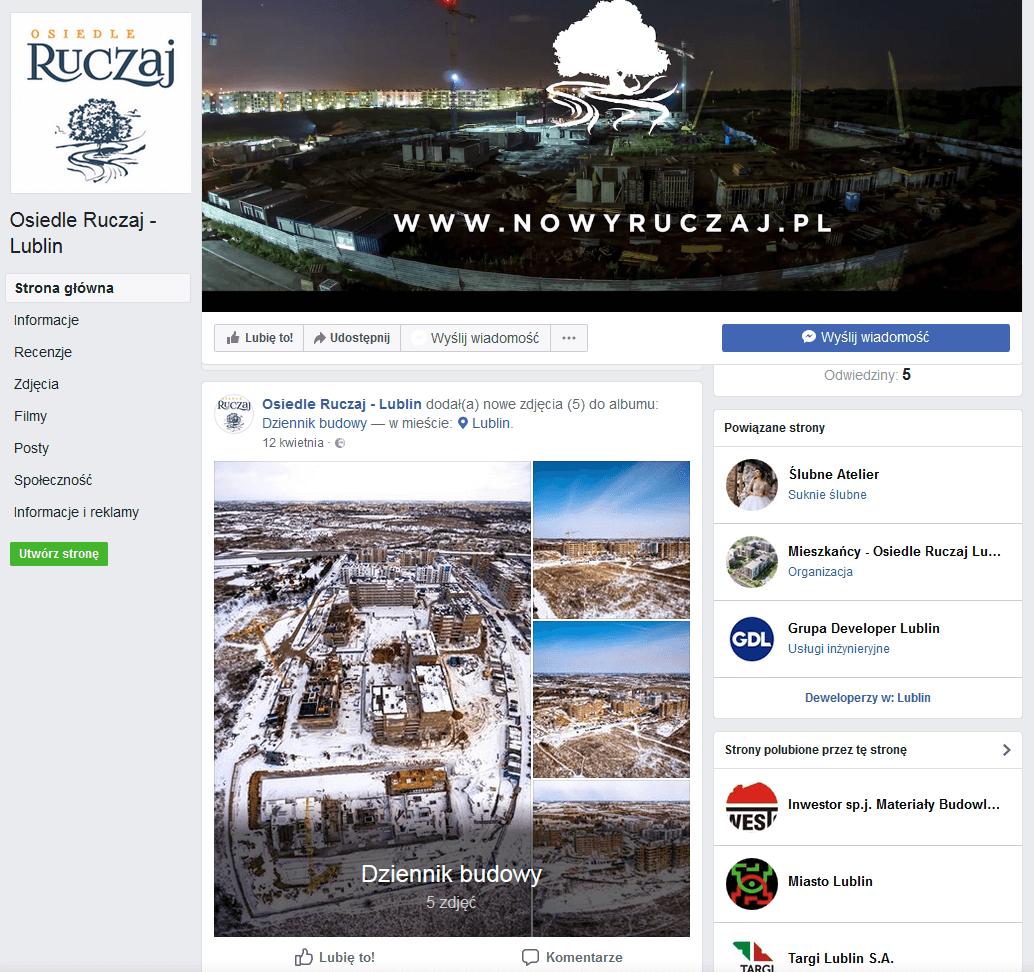 facebook dewelopera